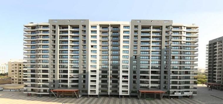 Bhairav Residency (A,B, C Wing)- Leena Builders